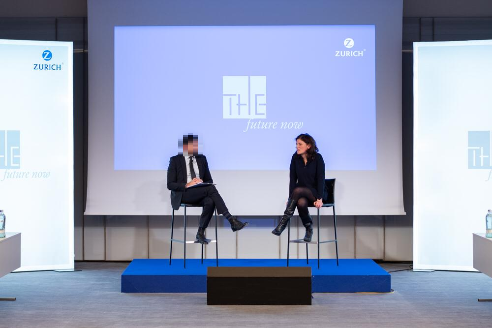 ANTARCTIC MINDSET & Wise Decision in  Investements @Zurich Life Banks, Como, Roma, Milano February 2019